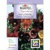 Burpee Hollyhock Flower Seed Packet