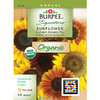 Burpee Autumn Beauty Mix Sunflower Seed Packet