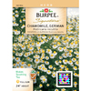 Burpee German Chamomile Seed Packet