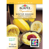 Burpee Vegetable Spaghetti Winter Squash Seed Packet