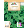 Burpee Sweet Basil Seed Packet