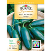 Burpee Coyame Hot Pepper Seed Packet