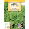 Burpee Black Seeded Simpson Lettuce Seed Packet