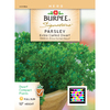 Burpee Extra Curled Dwarf Parsley Seed Packet