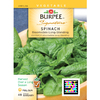 Burpee Bloomsdale Long-Standing Spinach Seed Packet
