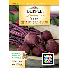 Burpee Beet Vegetable Seed Packet