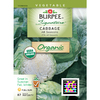 Burpee All Seasons Cabbage Seed Packet