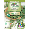 Burpee Burpeeana Early Pea Seed Packet