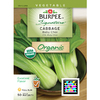 Burpee Baby Choi Cabbage Seed Packet