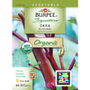 Burpee Burgundy Okra Seed Packet