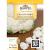 Burpee Summer Harvest Hybrid Cauliflower Seed Packet