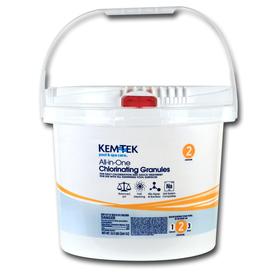 Kem-Tek 22.5-lb Granular Pool Chlorine