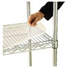 Alera 48-in x 1.5-ft Clear Shelf Liner