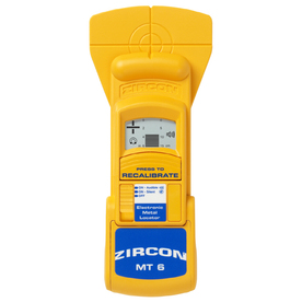 Zircon MetalliScanner MT6 Stud Finder