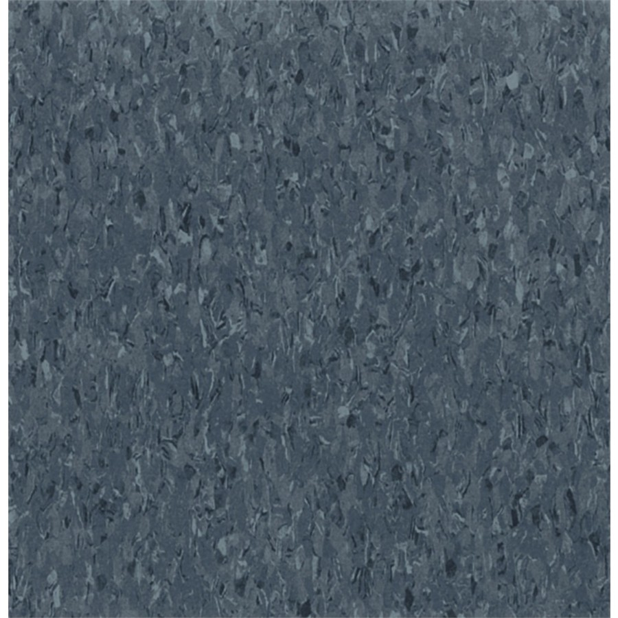 Shop armstrong 12 in x 12 in charcoal speckle pattern commercial vinyl tile at - Vinyl tile at lowes ...