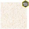 Armstrong 12-in x 12-in Fortress White Speckle Pattern Commercial Vinyl Tile