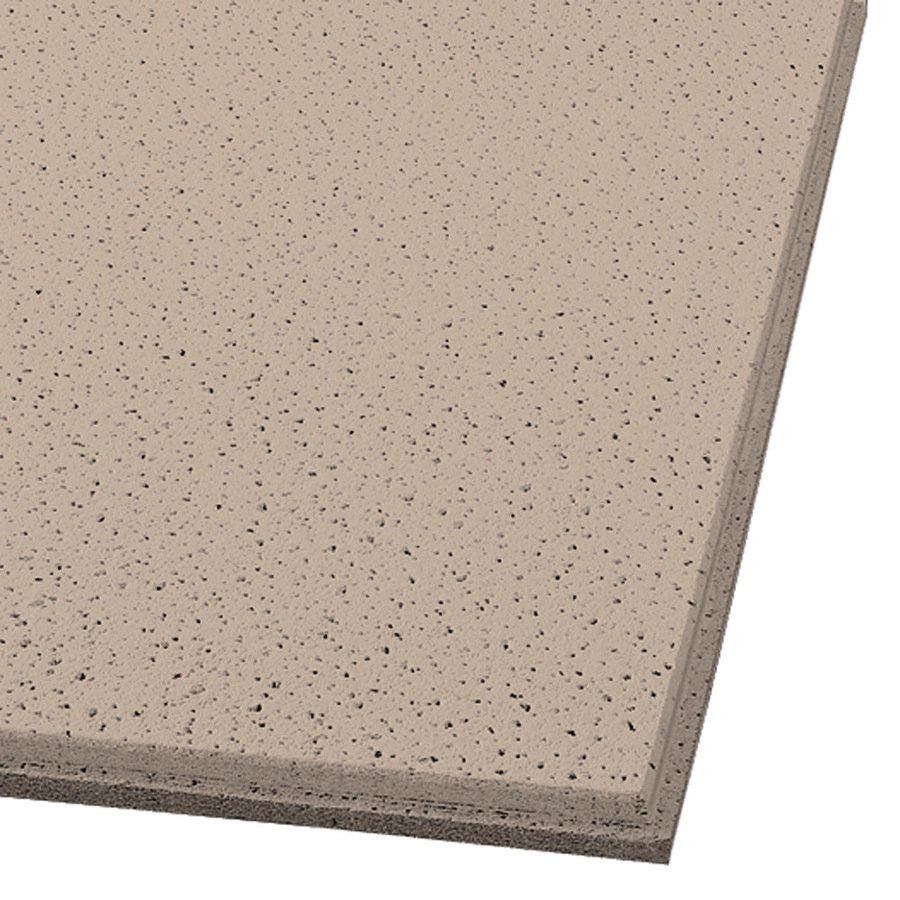 Armstrong 16 Pack Fine Fissured Ceiling Tile Panel Common 24 In X