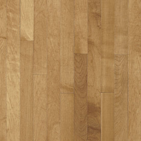 Bruce 2-1/4-in W Maple 5/16-in Solid Hardwood Flooring