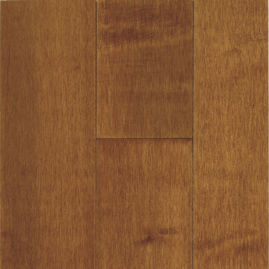 Shop bruce natural reflections w prefinished maple for Maple flooring