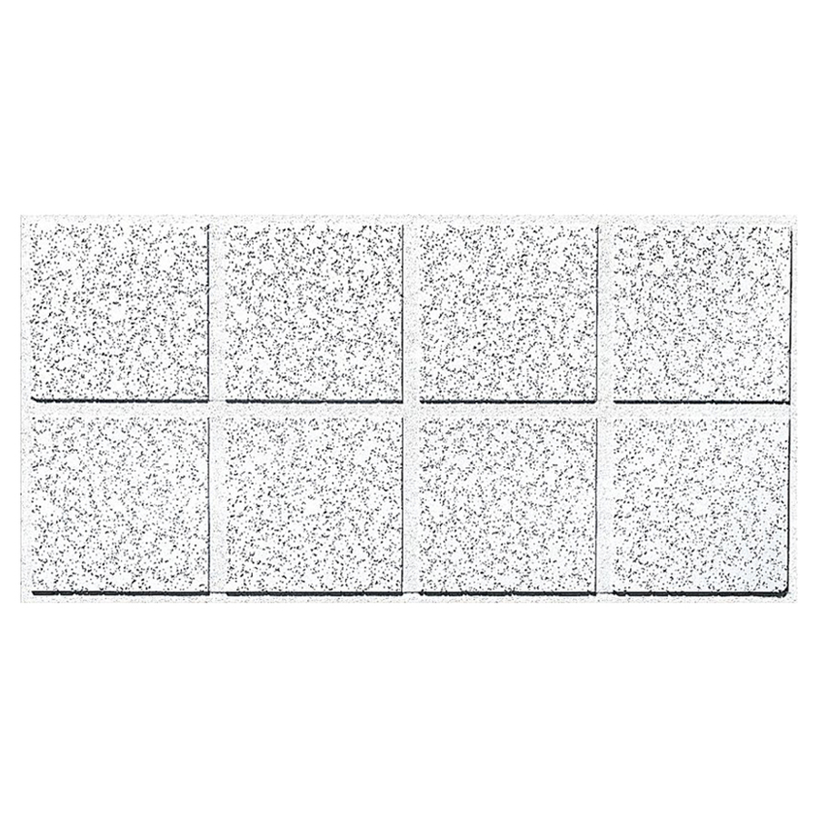 Armstrong 10 Pack Ceiling Tiles (Actual 47.704 in x 23.704 in) on ...