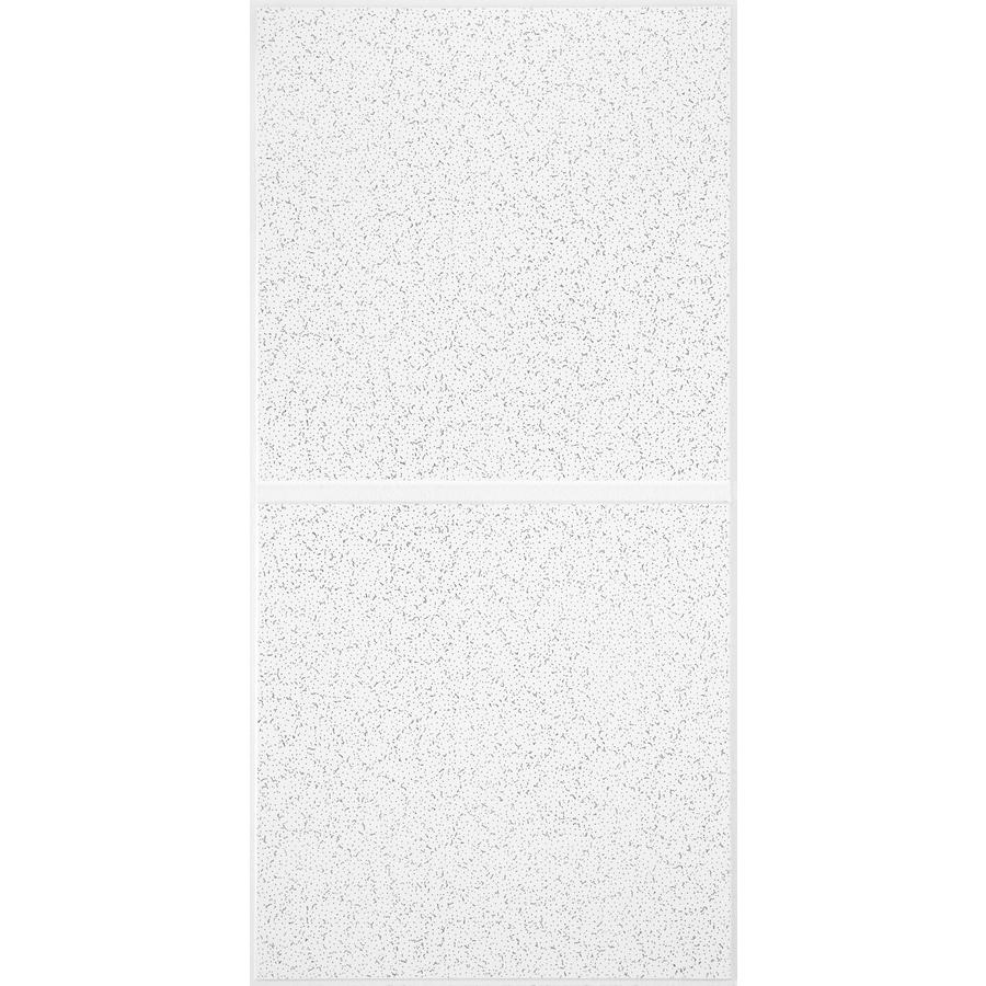 Shop Armstrong 24 Quot X 48 Quot White Ceiling Tile At Lowes Com