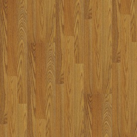 Armstrong Classics &amp; Origins 7-3/8-in W x 50-5/8-in L Jefferson Red Oak Butterscotch Laminate Flooring
