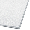 Armstrong Supertuff HomeStyle 12-Pack White Textured 15/16-in Drop Acoustic Panel Ceiling Tiles (Common: 24-in x 24-in; Actual: 23.735-in x 23.735-in)