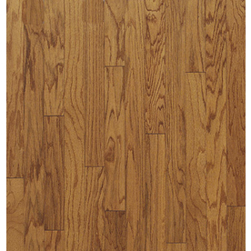 Bruce Locking Smooth Face Butterscotch Oak Hardwood Flooring (22-sq ft)