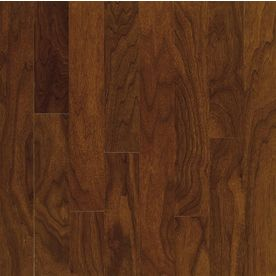 Bruce 5-in W Walnut Locking Hardwood Flooring