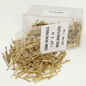 Armstrong Metallaire Nails - Brass