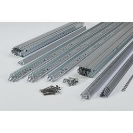 Armstrong Metallaire 63-Pack 64-sq ft Ceiling Grid Kit