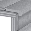 Bruce 3.12-in x 78-in Saddle Hickory Stair Nose Floor Moulding
