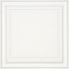 Armstrong 24-in x 24-in Easy Elegance Ceiling Tile Borderfill