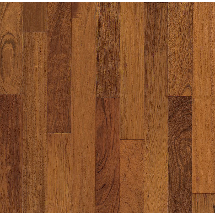 Shop bruce locking hardwood w prefinished for Brazilian cherry flooring