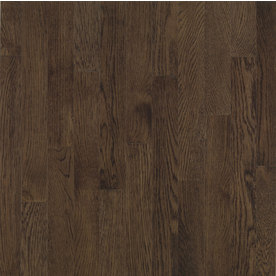 Bruce Locking Smooth Face Brown Oak Hardwood Flooring (22-sq ft)