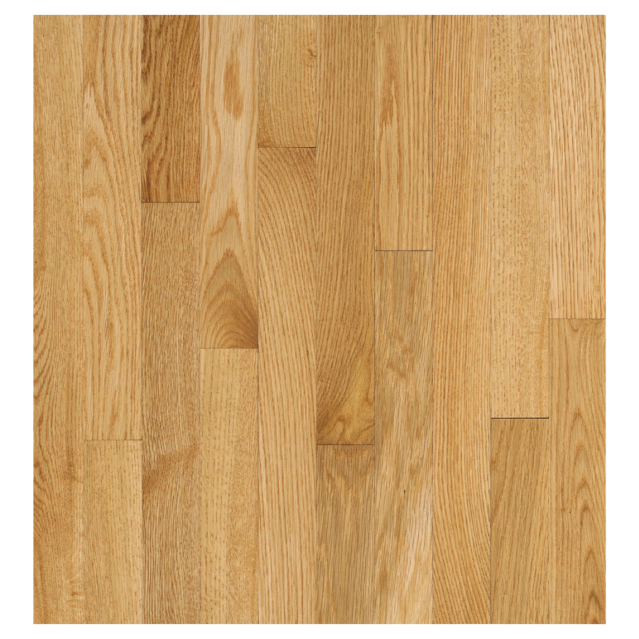 Shop bruce w oak hardwood flooring at for Hardwood floors at lowes