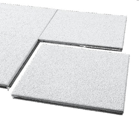 Shop Armstrong 12 Quot X 12 Quot Cirrus Concealed Beveled Ceiling