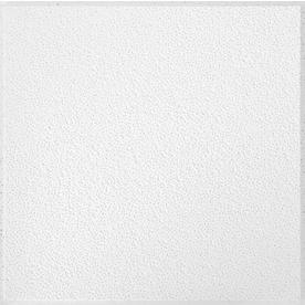 Shop Armstrong Brighton Homestyle 16 Pack White Textured