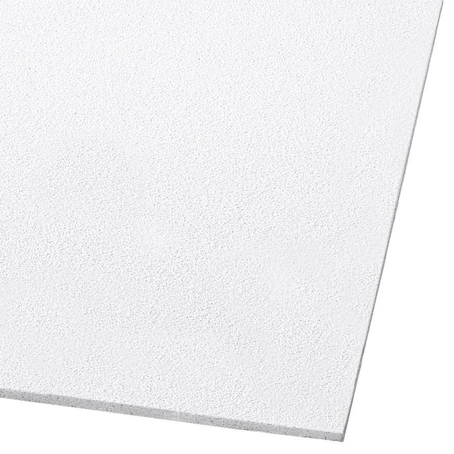 Armstrong 16 Pack Sahara Homestyle Ceiling Tile Panel Common 24 In