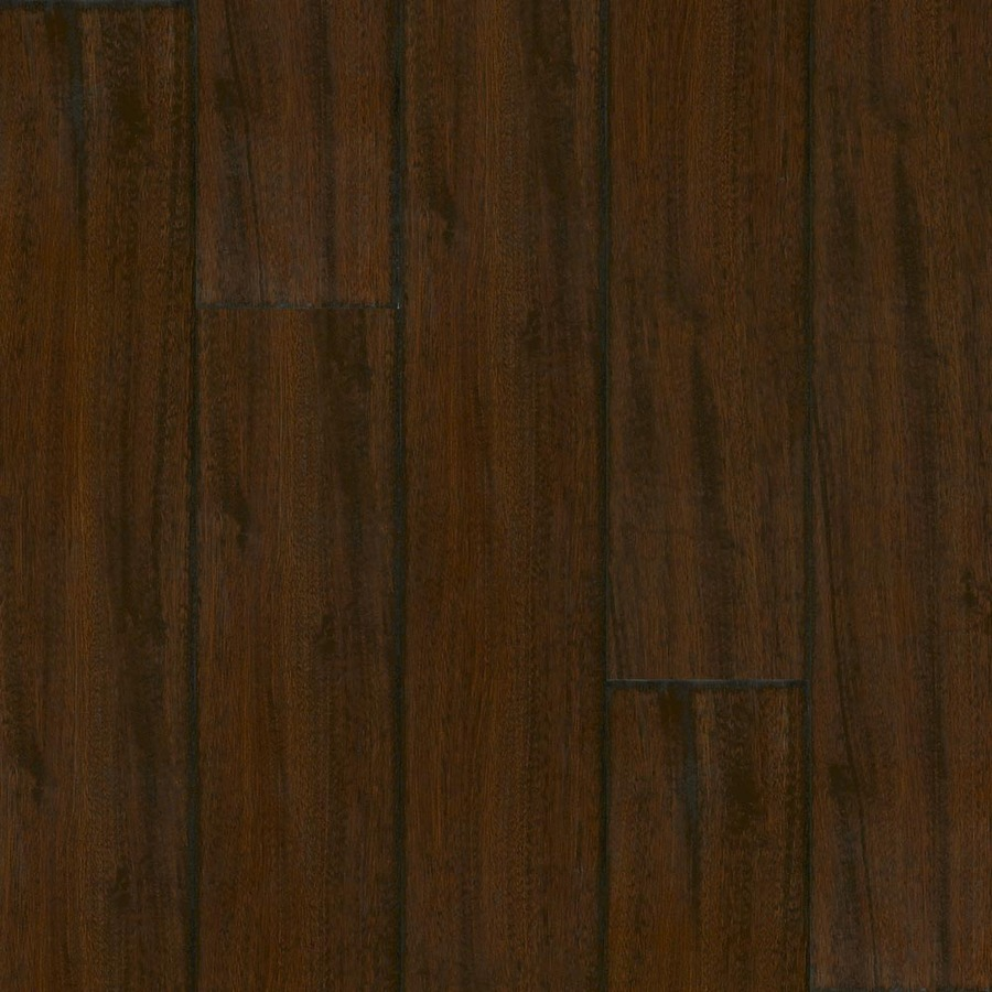 Shop armstrong w x 7 5 ft l brazilian sapele for Armstrong laminate flooring