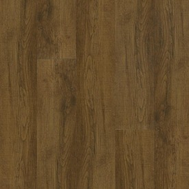 Armstrong Long Plank 7.64-in W x 7.50-ft L Barrel Oak Wood Plank Laminate Flooring