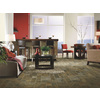 Armstrong Stones and Ceramics 15.94-in W x 3.98-ft L Canyon Slate Embossed Laminate Tile and Stone Planks