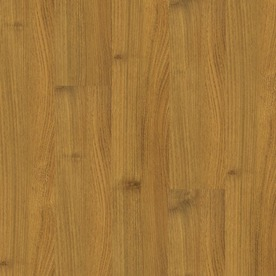 Armstrong 4.92-in W x 3.98-ft L Melbourne Acacia High-Gloss Laminate Wood Planks