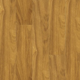 Armstrong High Gloss 4.92-in W x 3.93-ft L Presidential Oak Wood Plank Laminate Flooring