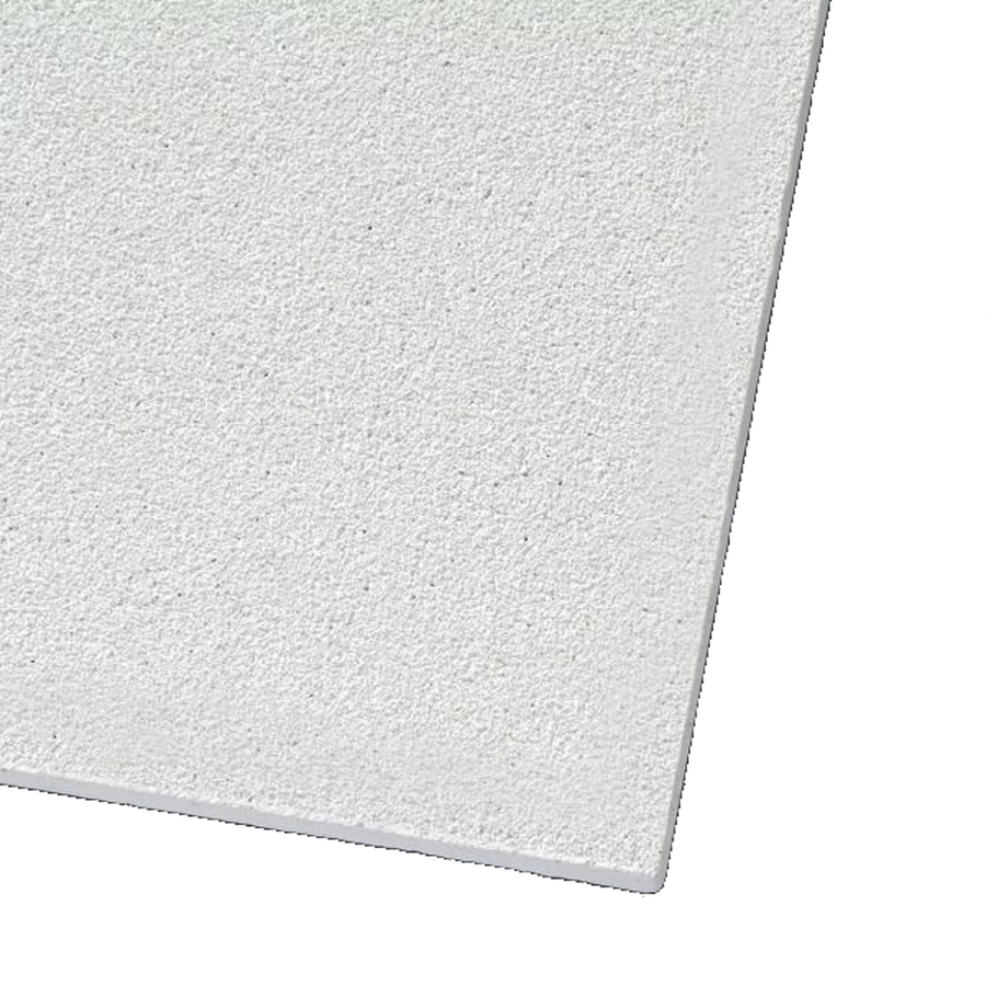 Smooth drop ceiling tiles