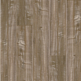 Armstrong 5.31-in W x 3.95-ft L Mystic Walnut Handscraped Laminate Wood Planks