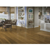 Armstrong High Gloss 4.92-in W x 3.98-ft L Orchard Tan Wood Plank Laminate Flooring