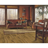 Armstrong 4.92-in W x 3.93-ft L Woodland Walnut High-Gloss Laminate Wood Planks