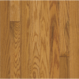 Hartco 2-1/4-in W Oak 3/4-in Solid Hardwood Flooring