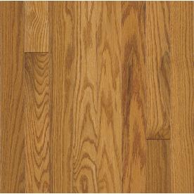 Hartco Somerset Strip 2.25-in W Prefinished Oak Hardwood Flooring (Praline)